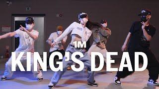 Jay Rock, Kendrick Lamar, Future, James Blake - King's Dead / Noze Choreography