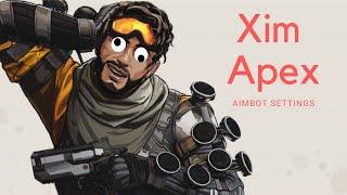 Apex legends 13 kills xim apex settings