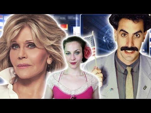 Sacha Baron Cohen SLAMS Silicon Valley, Jane Fonda Gets Arrested For Climate Change!