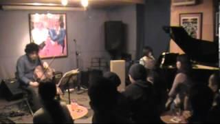 2013/3/30 『やんてらの春雷の総力戦 vol.6』 北村早樹子vocal,piano+坂...