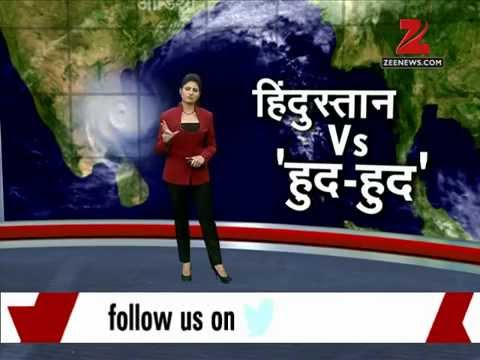 Cyclone Hudhud: How