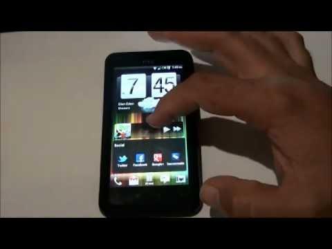 HTC Velocity 4G ICS update