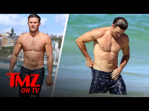 Scott Eastwood: This May Be His Best Shirtless Photo Yet | TMZ TV