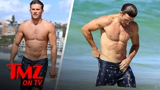 Scott Eastwood: This May Be His Best Shirtless Photo Yet   TMZ TV