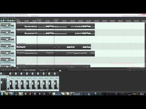 How to - Export midi data from guitar pro and use it with a DAW (Reaper, Superior Drummer)
