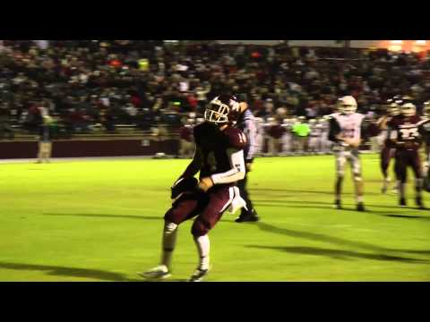 Niceville Vs Tate 11/22/14 7A-1 Regional Semifinal