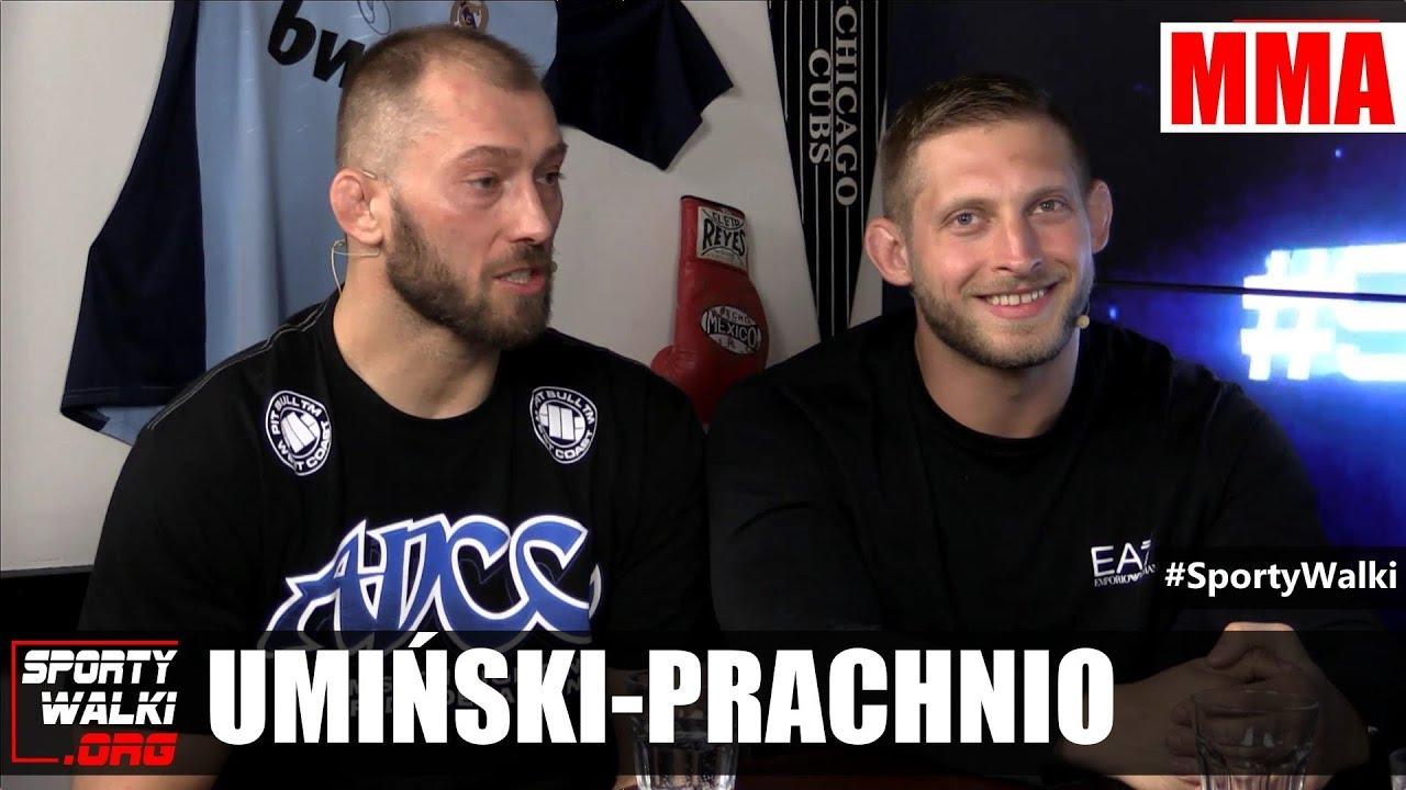 Prachnio i Umiński o walce Pudzianowski-Bedorf