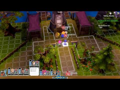 Super Dungeon Tactics gameplay Walkthrough Guide mission #5 Taking Stock. Xtreme difficulty