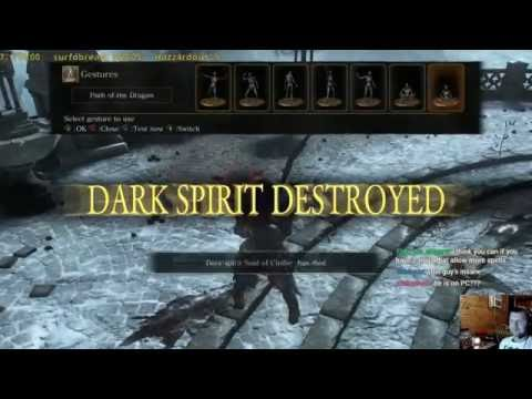 Dark Souls 3 - Soul of Cinder PvP