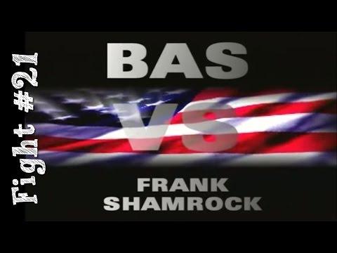 Bas Rutten's Career MMA Fight #21 vs. Frank Shamrock