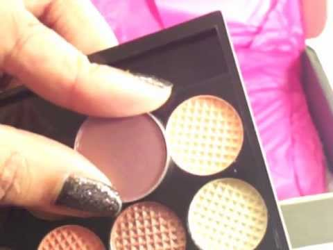 Sleek Makeup Open Box