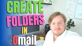 How To Create And Use Folders In Gmail Account