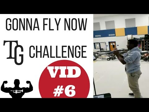 Gonna Fly Now - TG Trumpet Challenge Submission #6