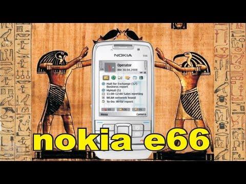 NOKIA E66 - реф из китая 2017 It's Alive!