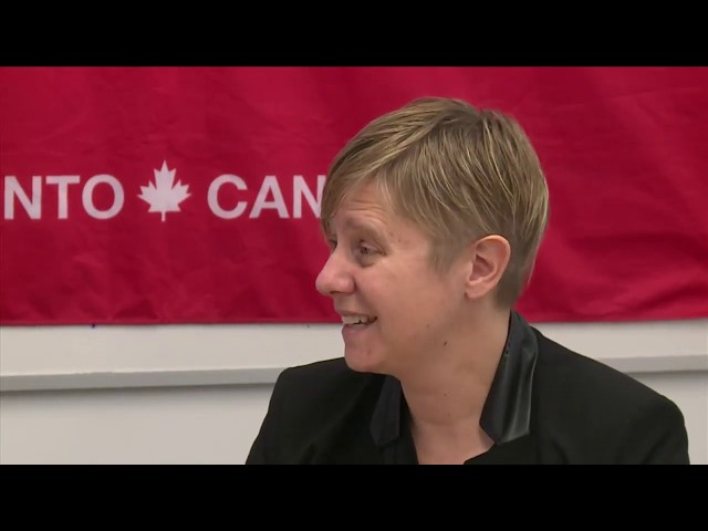 Interview with Jen McMillen - Dean of Students at Humber College