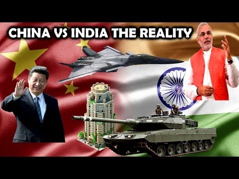 INDIA Vs CHINA  Comparisons The Reality: Military Power Comparisons