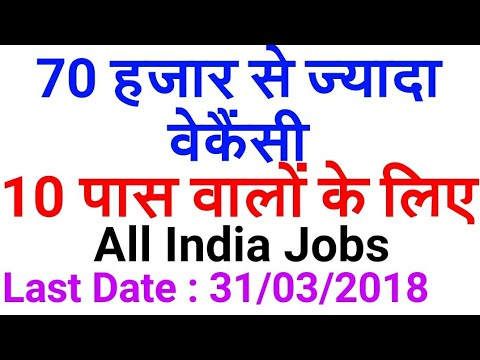 Government Jobs 2017 | Latest Government Jobs | SARKARI NAUKRI | 10TH PASS VACANCY | JOBS
