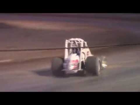 Wingless Sprint Series Main Event - Madras Speedway 8-20-16
