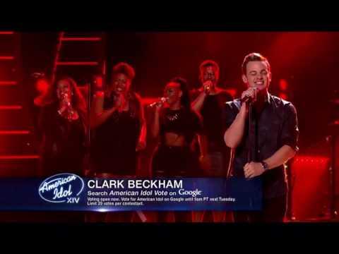 Clark Beckham -