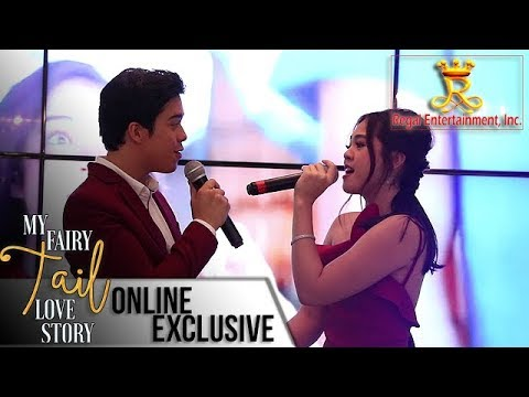 My Fairy Tail Love Story Exclusive: Janella and Elmo sing their movie's theme song
