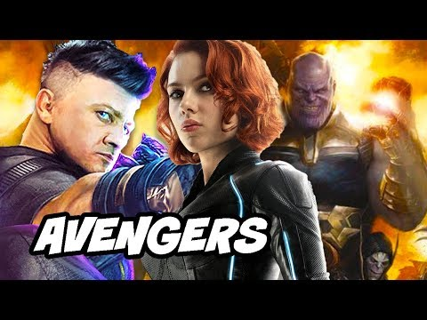 Avengers Phase 4 Black Widow Official Plot Synopsis Breakdown