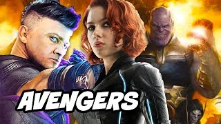 Avengers Phase 4 Black Widow Official Plot Synopsis Breakdown thumbnail
