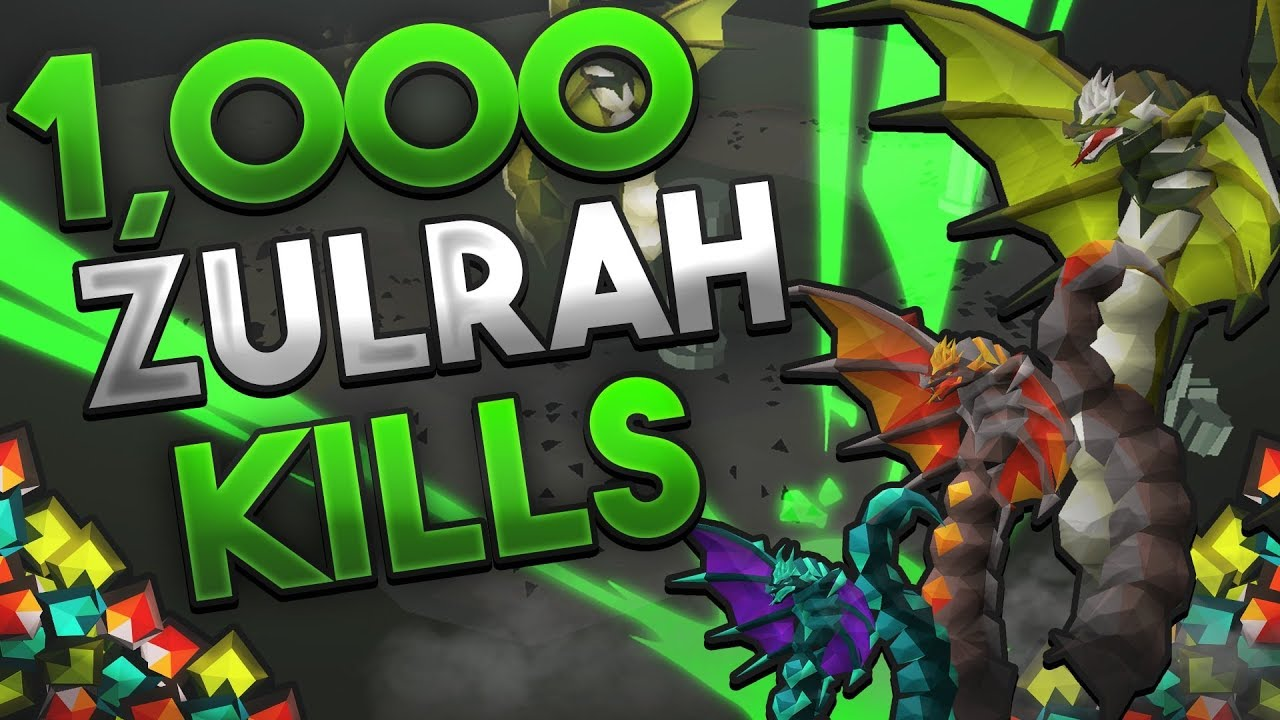 Repeat Loot From 1,000 Zulrah by MrNoSleep OSRS - You2Repeat