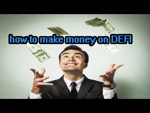 What is DEFI? Decentralized Finance Explained (Ethereum, MakerDAO, Compound, Uniswap, XVS) 2020