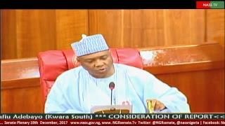 Senate Plenary,19th December, 2017