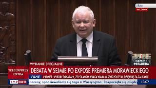 Jarosław Kaczyński: Wszystko jest możliwe, tylko potrzebny jest patriotyzm