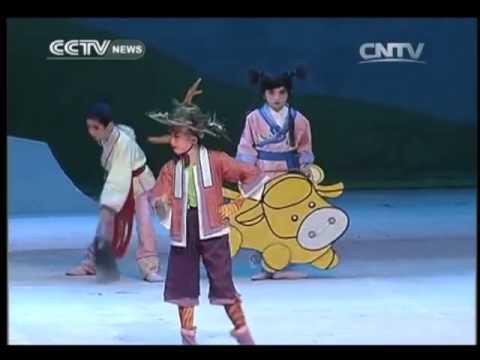 China's first fairytale themed Peking Opera