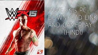 wwe 2k15 pc gameplay in hindi