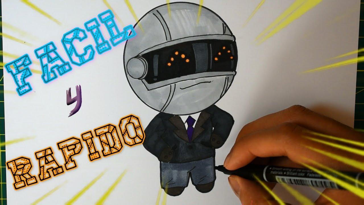 Como Dibujar Y Pintar A El Mayo 97 Kawaii Paso A Paso Facil Dibujando A Los Compas De Mikecrack Youtube