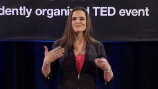 Fertile, flirty, and fierce: Kristina Durante at TEDxSanAntonio 2013