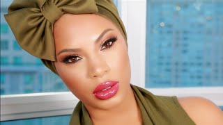 Full Glam - Drug Store Products  Makeup Tutorial