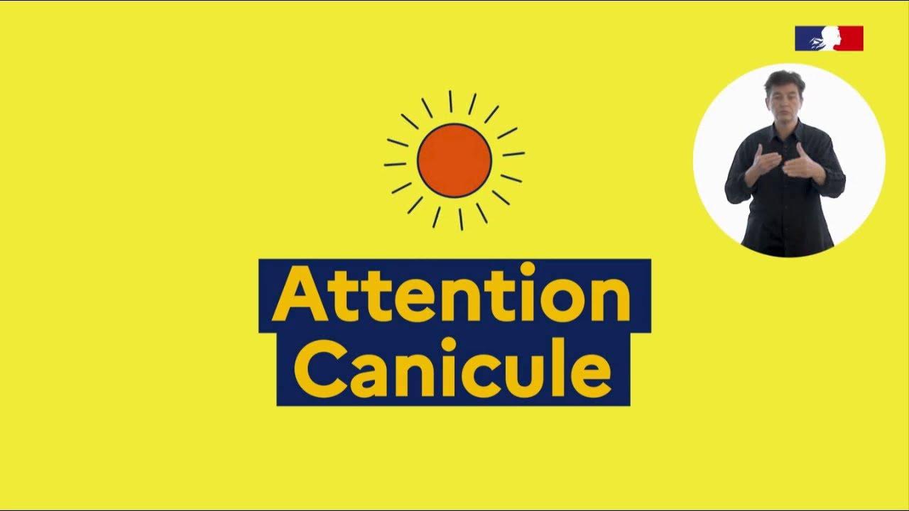 """Musique de la pub Attention Canicule & Coronavirus Santé Publique France """"les bons gestes"""" Pub 56s Mai 2021"""