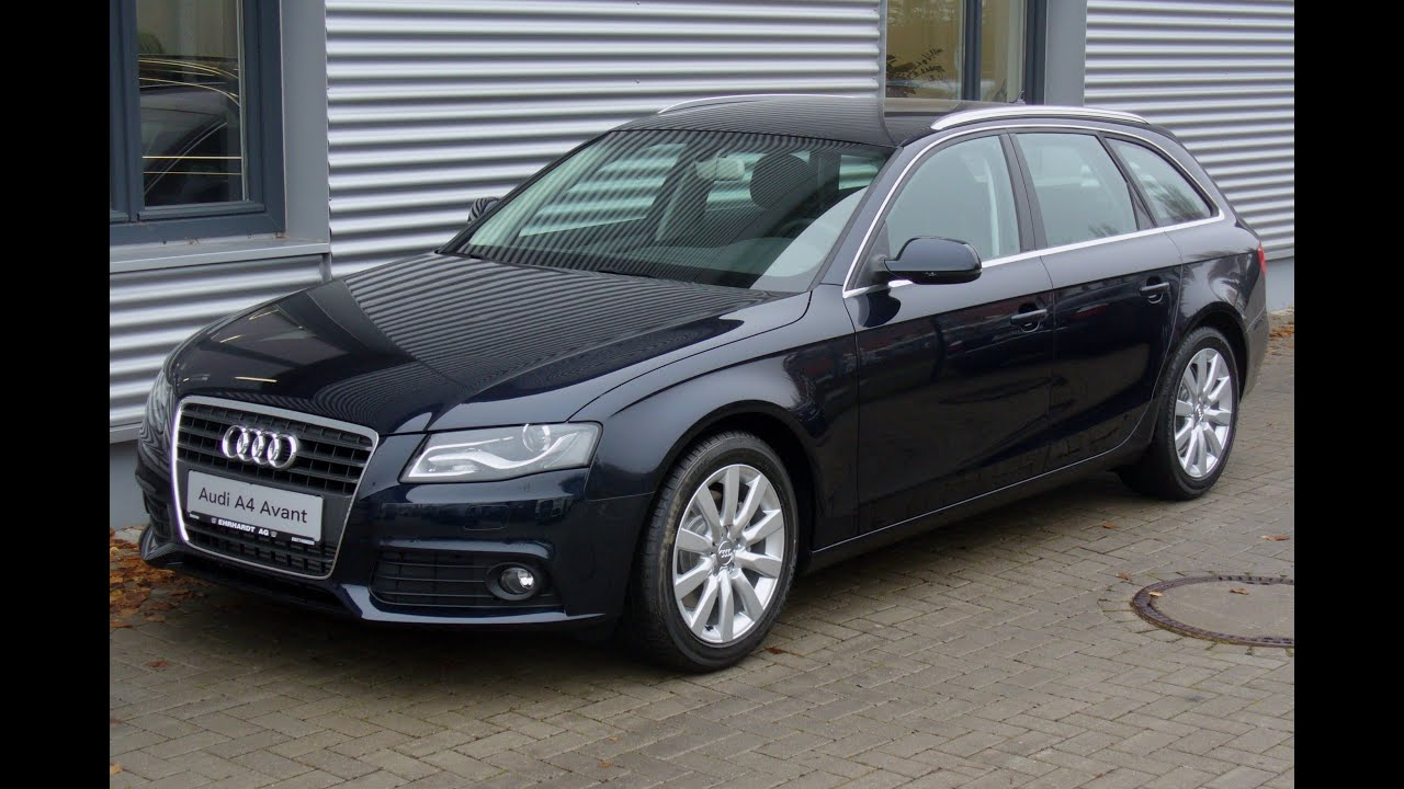 audi a4 avant 2 0 tdi vs vw passat variant 2 0 tdi 0 vmax youtube. Black Bedroom Furniture Sets. Home Design Ideas