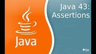 Урок по Java 43: Механизм Assertions
