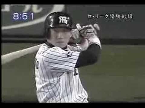 07.10.2006 HANSHIN Tigers 5-3 Yomiuri GIANTS