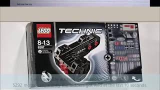 Lego Technic - Unboxing Another Rare Set 8287 [eBay Auction] (Contains 5292 RC Motor)
