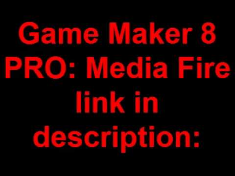 Game Maker 8 pro and GM Studio FREE