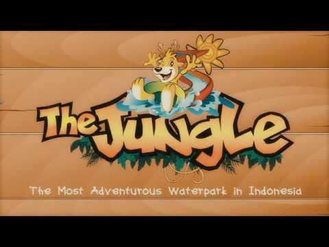Serunya The Jungle Waterpark Bogor Tiket Masuk Harga Promo Youtube