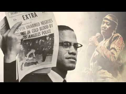 Miriam Makeba - Malcolm X (Live Au Palais Du Peuple De  Conakry)
