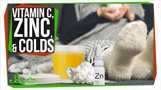 Can Vitamin C and Zinc Help Cure Colds?