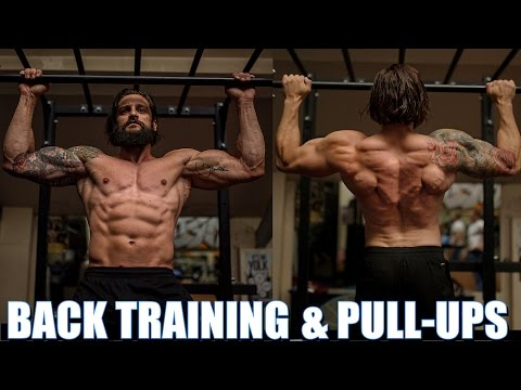 CHANGING MY FOCUS! | Pre-Workouts | BACK TECHNIQUE & BODY WEIGHT TRAINING