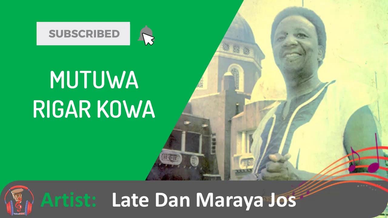 Download DAN MARAYA JOS -  Mutuwa Rigar Kowa -  Traditional Hausa Song