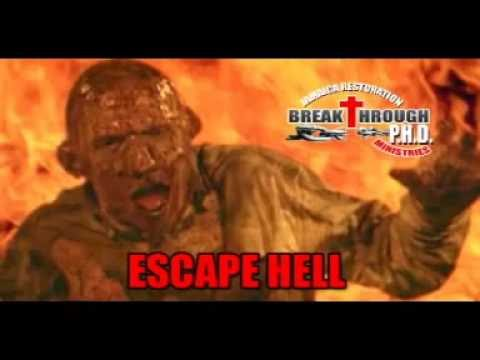 Escape Hell - Rev Mark Stewart