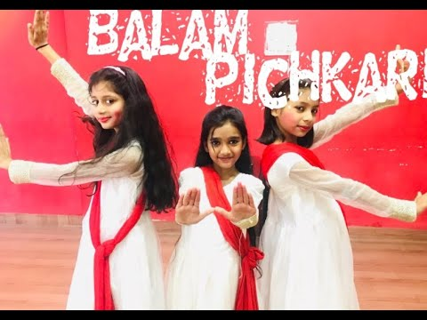 Holi Song|balam Pichkari|dance Cover By Dance Alive