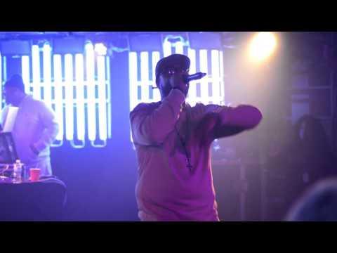 Hip hop performance track by CalDaHybrid at Shaka's Live in Va.beach Virginia