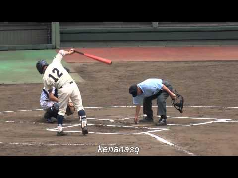 滑川総合 馬場優治選手(3年夏)/ Fantastic Highschool BB Player 150723